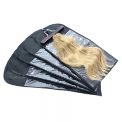 hair bag with hanger wholesale price good quality